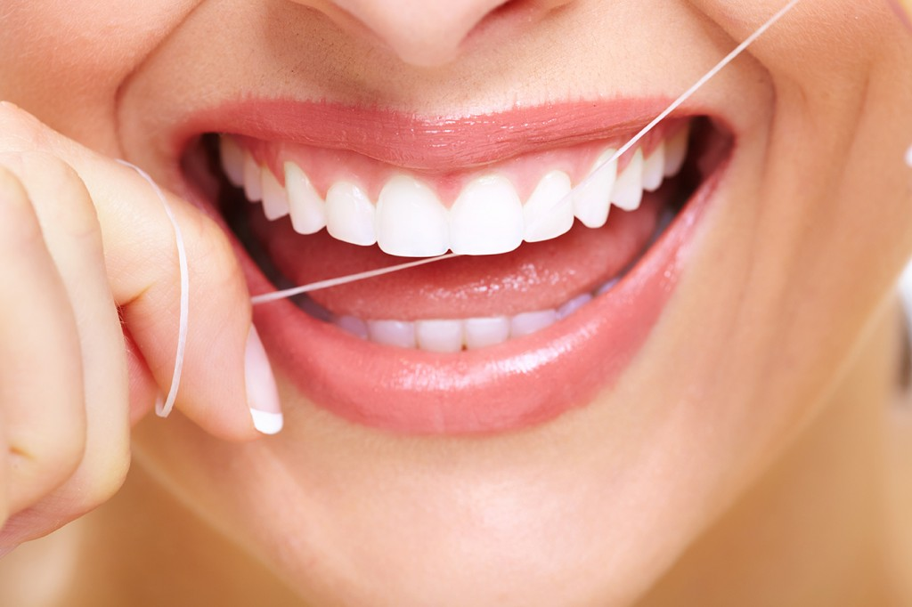 history of dental floss